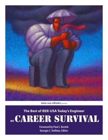 on Career Survival - IEEE-USA