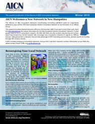 2010 Winter Newsletter - IEEE-USA