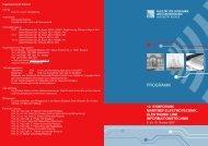 Programm Flyer A_011007 - Fakultät für Informatik und ...
