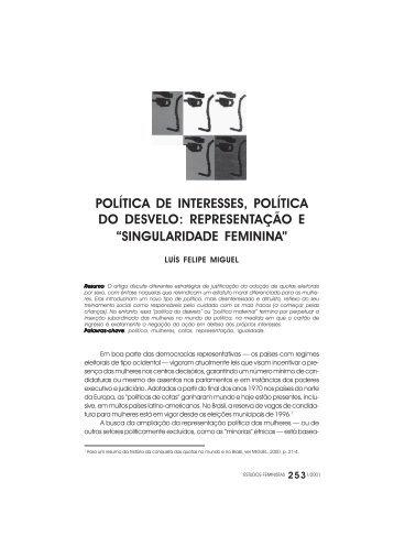 + PDF - Instituto de Estudos de Gênero