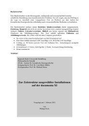 Bachelorarbeit - Institut für Europäische Kunstgeschichte
