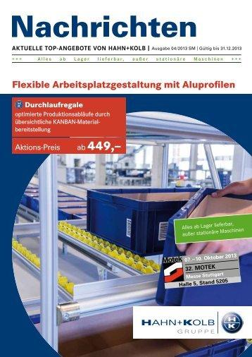 NEU - Hahn +Kolb Werkzeuge GmbH