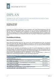 DIPLAN - Dillinger Hütte GTS