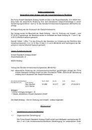 """Ã""""nderungsbescheid vom 09.04.2013 Kristall ... - Stadt Amberg"""