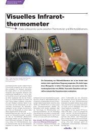 Visuelles Infrarot- thermometer - elforum