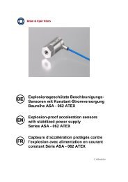 Sensoren mit Konstant-Stromversorgung Baureihe ASA - 062 ATEX ...