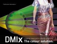Flyer DMIx Technische Informationen - CADDON