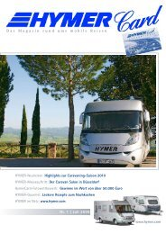 Nr. 1 | Juli 2009 Das Magazin rund ums mobile Reisen