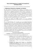 Kommentiertes Vorlesungsverzeichnis SS 2009 - Institut für ... - Page 7
