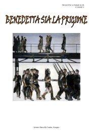Benedetta sia la prigione - Istituto Europeo Marcello Candia