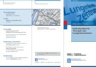 Individualisierte Therapie des Lungenkarzinoms