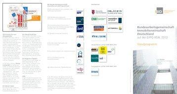 Bundesarbeitsgemeinschaft Immobilienwirtschaft Deutschland ... - IVD