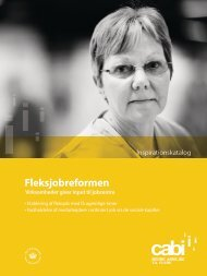 Download inspirationskataloget som pdf - Cabi