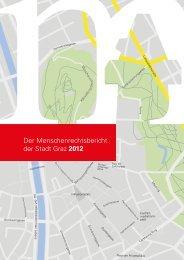Der Menschenrechtsbericht der Stadt Graz 2012 - ETC Graz