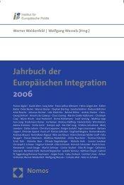 Jahrbuch 2006.book - Institut für Europäische Politik [IEP]