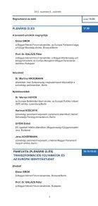 Jahrestagung des Deutsch-Ungarischen Forums A Magyar-Német ... - Seite 5