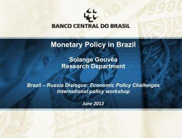 Macroeconomic Fundamentals