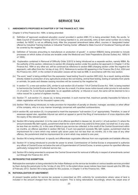 Tax pdf service act