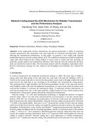 Network-Coding-based No-ACK Mechanism for Reliable ...