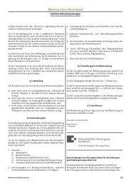 Ausschreibung von Vertragsarztsitzen der Kassenärztlichen ...