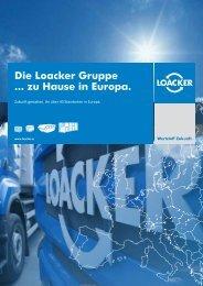 Die Loacker Gruppe ... zu Hause in Europa. - Loacker Recycling ...