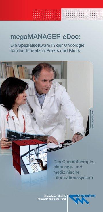 Chemotherapieplanungs- und klinische ... - Megapharm
