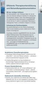 Chemotherapieplanungs- und klinische ... - Megapharm - Seite 3