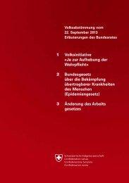 Die Haltung des Bundesrates - Aargauer Zeitung
