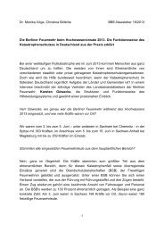 Engagement fördernde Bürgerstiftungen (Text für newsletter BBE, 10