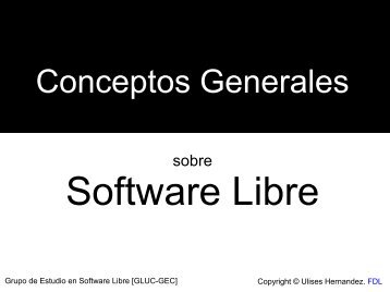 Conceptos Generales - ieRed