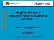 Urban development in Romania general view - Expoconferinta de ...