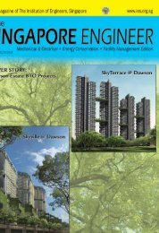 News & Events - Institution of Engineers Singapore