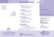 Chronisch entzündliche Darmerkrankungen - Dr. Falk Pharma GmbH