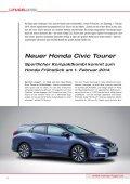HONDA CIVIC TOURER - Honda Fugel - Page 4