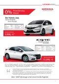 HONDA CIVIC TOURER - Honda Fugel - Page 7