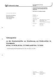 Prof. Dr. Andreas Haratsch - Deutscher Bundestag