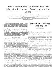 Optimal Power Control for Discrete-Rate Link Adaptation ... - NTNU