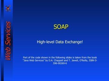 Web ServicesWeb Services