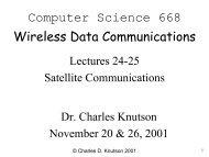 Dr. Charles Knutson