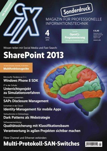 Fachartikel (pdf) - Berner & Mattner