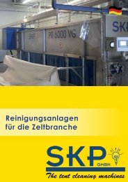 Unser neuer Prospekt! - SKP GmbH