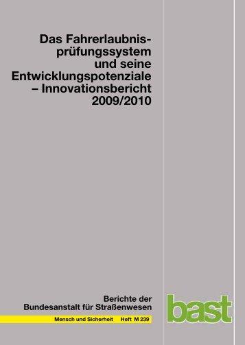 Dokument 1.pdf - ELBA: Das elektronische BASt-Archiv - hbz