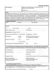Antrag auf Erstattung von Schülerbeförderungskosten 2013 ... - Jena