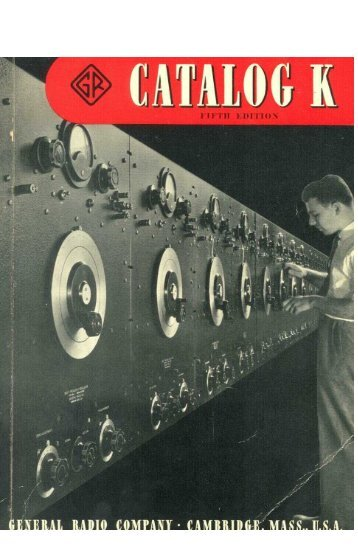 Catalog K5 1946 - Teradyne