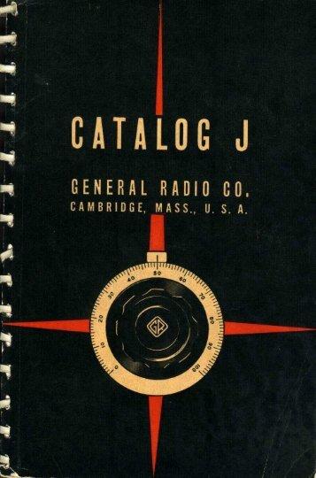 Catalog J 1936 - Teradyne
