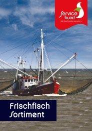 Frischfisch Sortiment - Service-Bund
