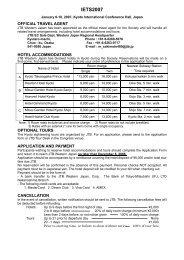 Printable Hotel & Tour Reservation Form - International Embryo ...
