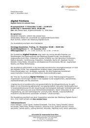 Digital Frictions. 2013 [de] - Universität für angewandte Kunst Wien