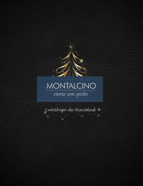 Catálogo de Navidad Montalcino 2013