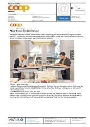 Atelier Oculus: Das Zeichnerteam - Zürcher Hochschule der Künste